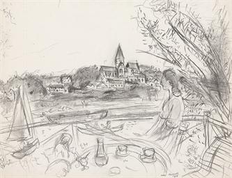 La Seine à Villennes