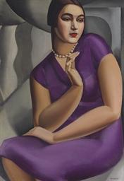 Portrait de le Duchesse de Val