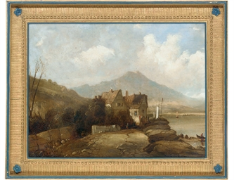 Cottages on the coast; and A s