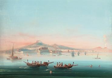 Napoli dal Carmine; and Napoli