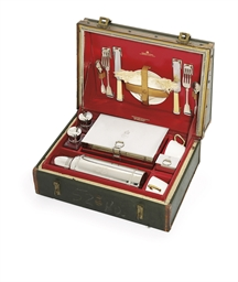 KING GEORGE V'S PICNIC SET A C