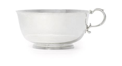 A GEORGE VI SILVER CUP