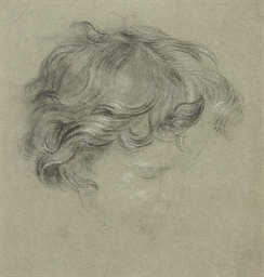 Study of a child's head