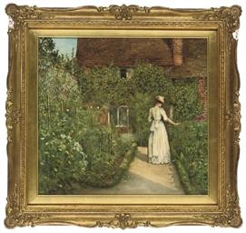 A Surrey garden
