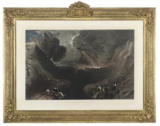 CHARLES MOTTRAM (1806-1876) AF