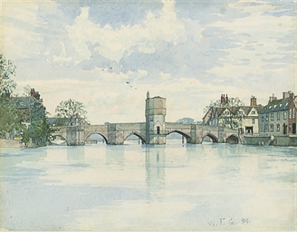 St. Ives bridge, Huntingdonshi