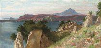 Cicero's Villa and the Bay of Baiae