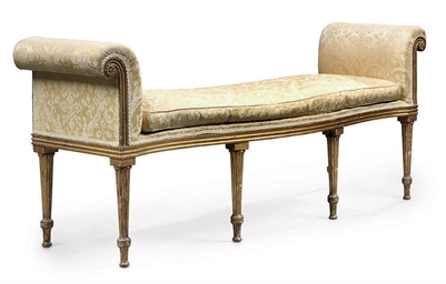 A LATE VICTORIAN GILTWOOD WIND