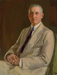 Portrait of Herbert Farrell