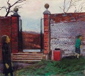 Within the gates, Wimbledon Pa