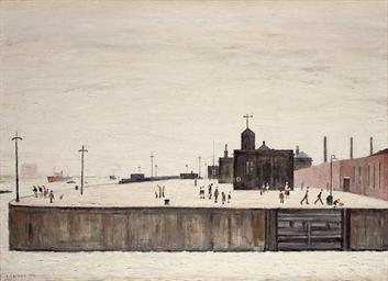 The Waterloo Dock, Liverpool
