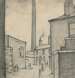 Industrial Scene, Droylsden