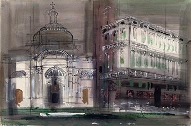 Palazzo Labia and San Geremia,
