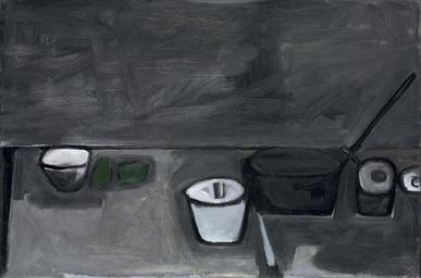 Grey Still Life