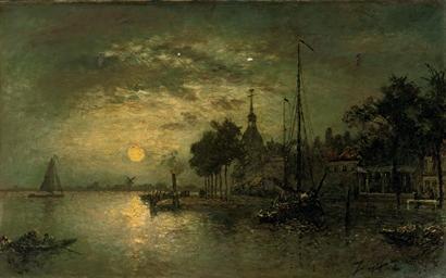 Boating near Dordrecht