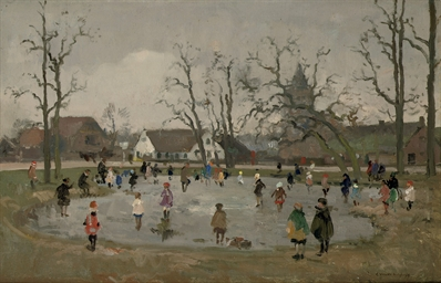Skating on the Brink, Laren