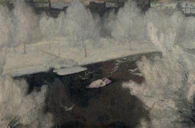 Le Jardin givré: the cold gard