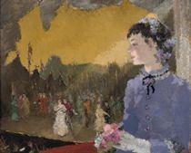 Christine à l'Opéra
