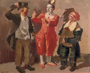 Three clowns: the Fratellini b