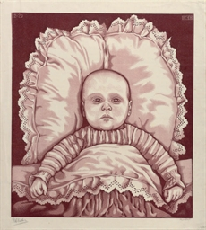 Zuigeling (A.E. Escher) (B. 12