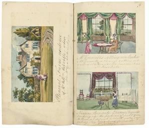 YELLOLY, Mary (1816-1838). 'A