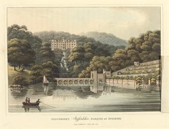 REPTON, Humphrey (1752-1818) &