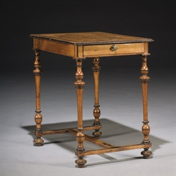 TABLE D'EPOQUE LOUIS XIV