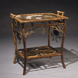 TABLE A THE VERS 1900