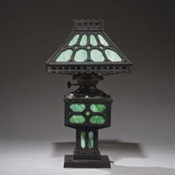 LAMPE DE TABLE, VERS 1880