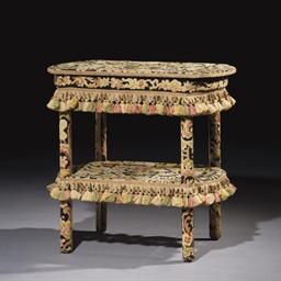 TABLE DE STYLE NAPOLEON III
