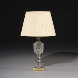 LAMPE DE STYLE BAROQUE