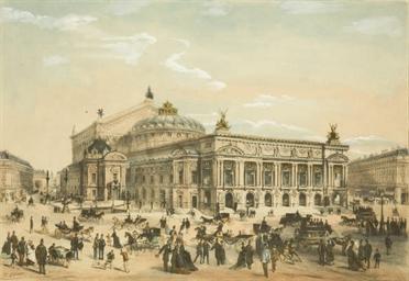 Aspect général de l'Opéra, Ch.