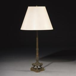 LAMPE DE LA FIN DU XIXEME SIEC