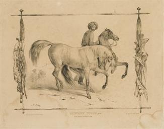 Young Emilius, Cheval anglais,