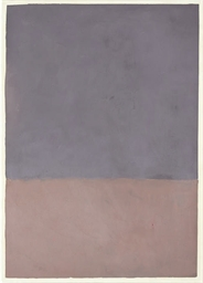Untitled (Gray and Mauve)