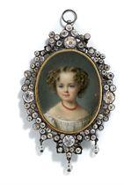 CÉCILE VILLENEUVE, NÉE COLOMBET (FRENCH, 1824-1901)