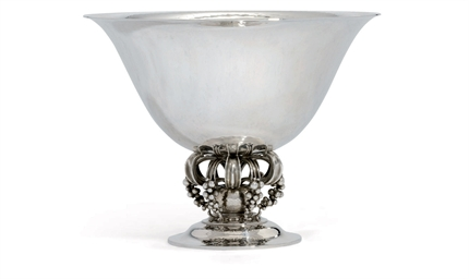 A DANISH BOWL DESIGNED BY HARA