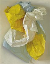 White, Blue and Yellow Papers