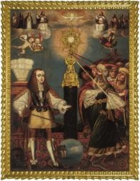 Carlos II y Defensa de la Euca