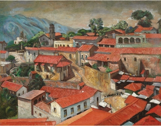 Untitled (Valle de Bravo, Mexi