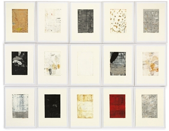 Untitled (15 Studies for the S