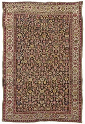 An antique Karabagh carpet