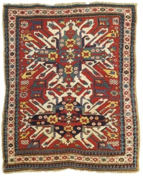 An antique Chelaberd rug