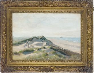 Sand dunes, Paling Norfolk