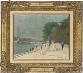 Le pont Alexandre
