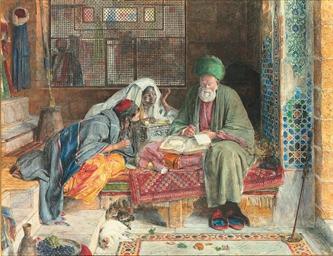 The Arab scribe, Cairo