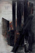 Peinture 146 x 97 cm, 3 Juin 1957
