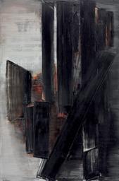 Peinture 146 x 97 cm, 3 Juin 1