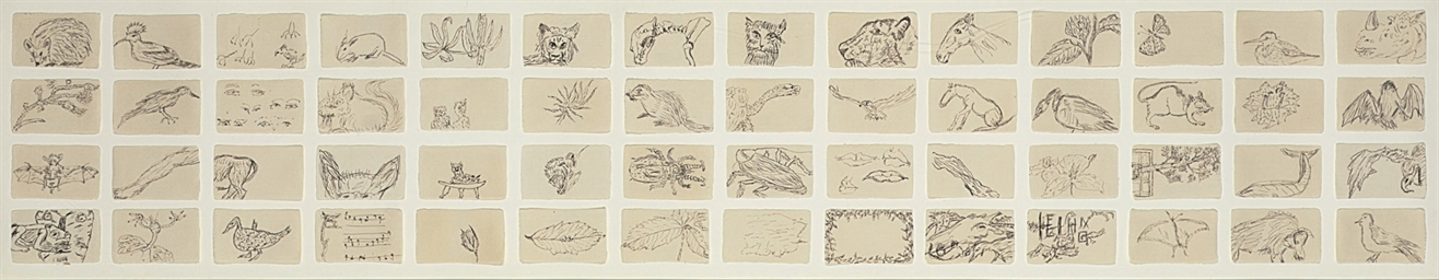 Untitled (Assorted Animals)