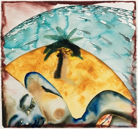 Untitled (Jamaica Watercolors)